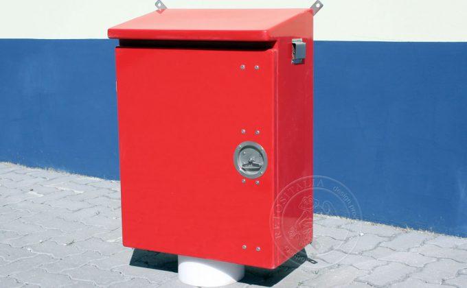 Fire cabinet 3